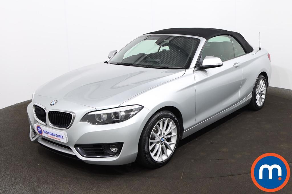 BMW 2 Series 218i SE 2dr [Nav] Step Auto - Stock Number 1215327 Passenger side front corner
