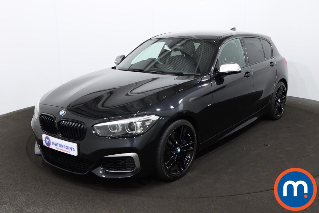 BMW 1 Series M140i Shadow Edition 5dr Step Auto - Stock Number 1216432 Passenger side front corner