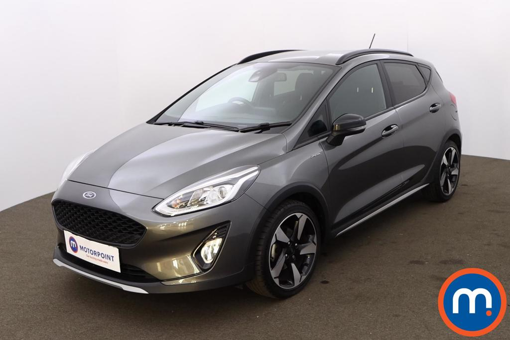 Ford Fiesta 1.0 EcoBoost 125 Active B-PlusO Play 5dr - Stock Number 1217065 Passenger side front corner