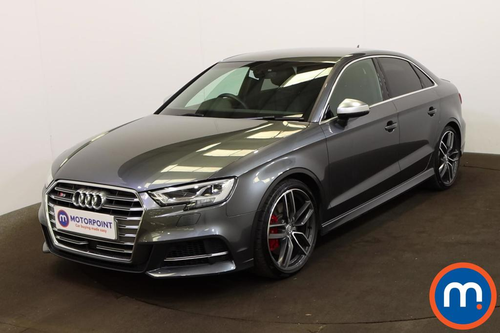 Audi A3 S3 TFSI Quattro 4dr S Tronic - Stock Number 1217102 Passenger side front corner