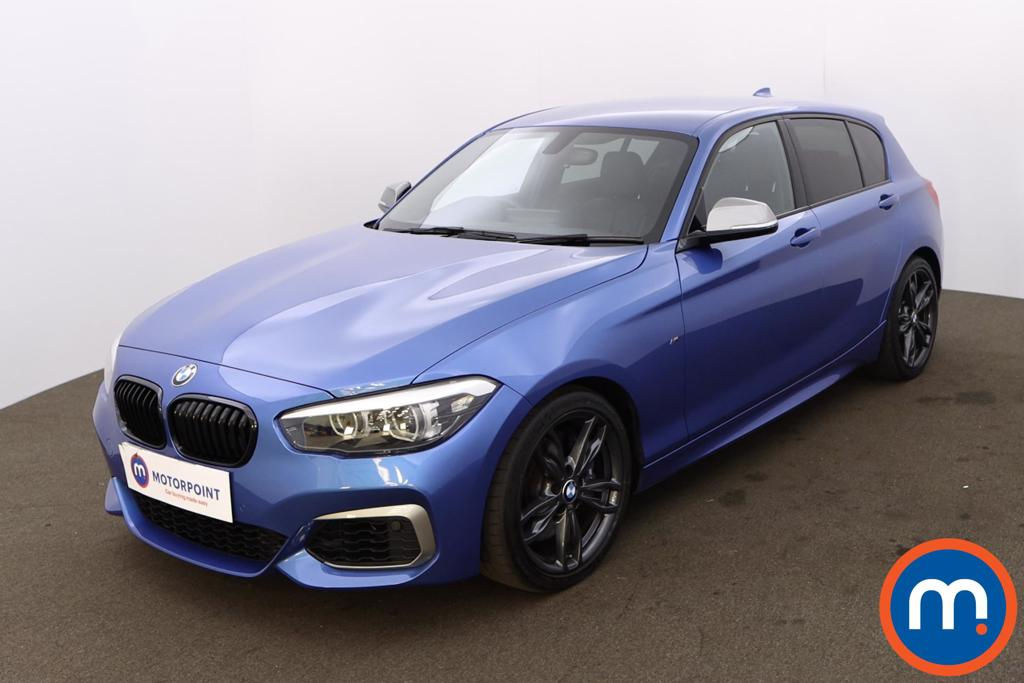 BMW 1 Series M140i Shadow Edition 5dr Step Auto - Stock Number 1217226 Passenger side front corner