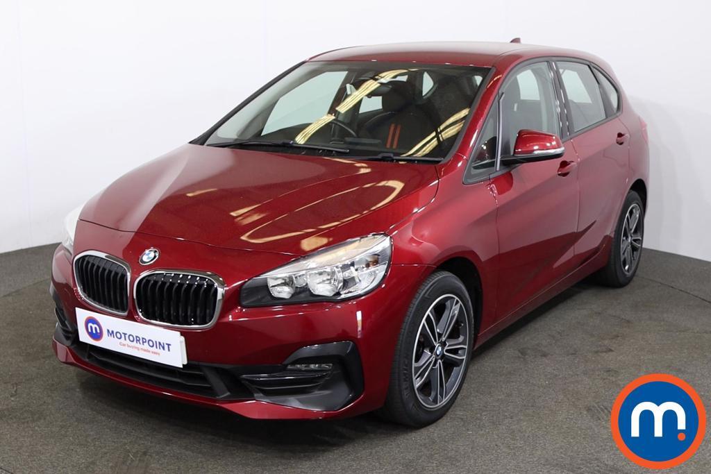 BMW 2 Series 220d Sport 5dr Step Auto - Stock Number 1203607 Passenger side front corner