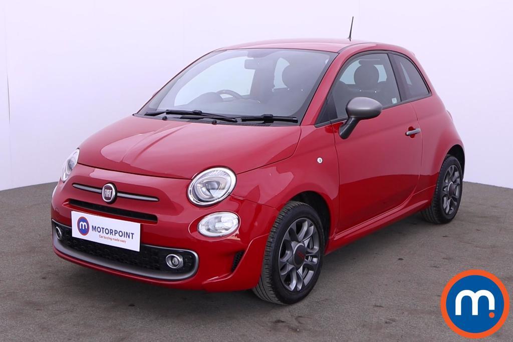 Fiat 500 1.2 S 3dr - Stock Number 1212398 Passenger side front corner