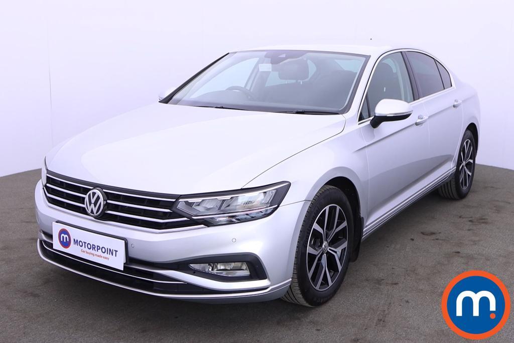 Volkswagen Passat 1.5 TSI EVO SEL 4dr - Stock Number 1212580 Passenger side front corner