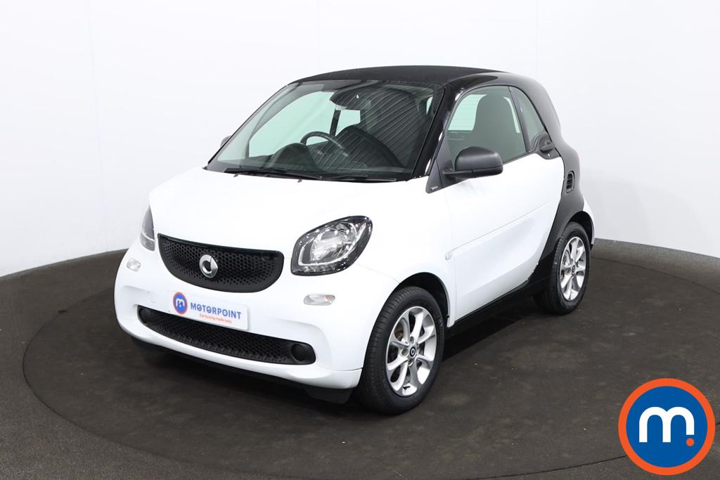 Smart Fortwo Coupe 1.0 Passion 2dr Auto - Stock Number 1213251 Passenger side front corner