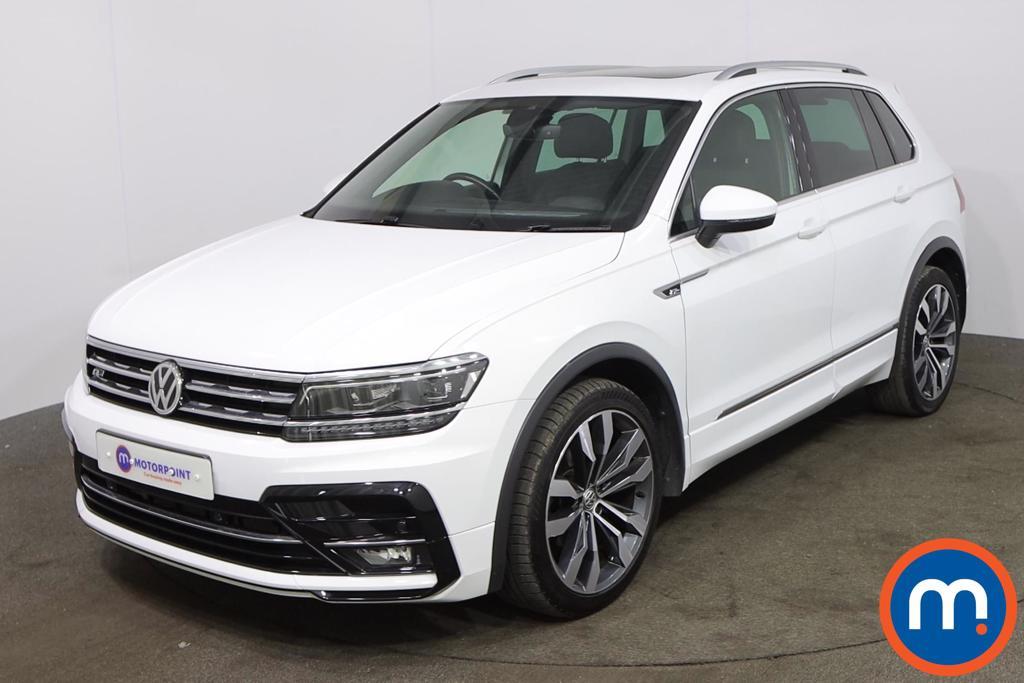 Volkswagen Tiguan 2.0 TDi 150 4Motion R-Line 5dr DSG - Stock Number 1213688 Passenger side front corner