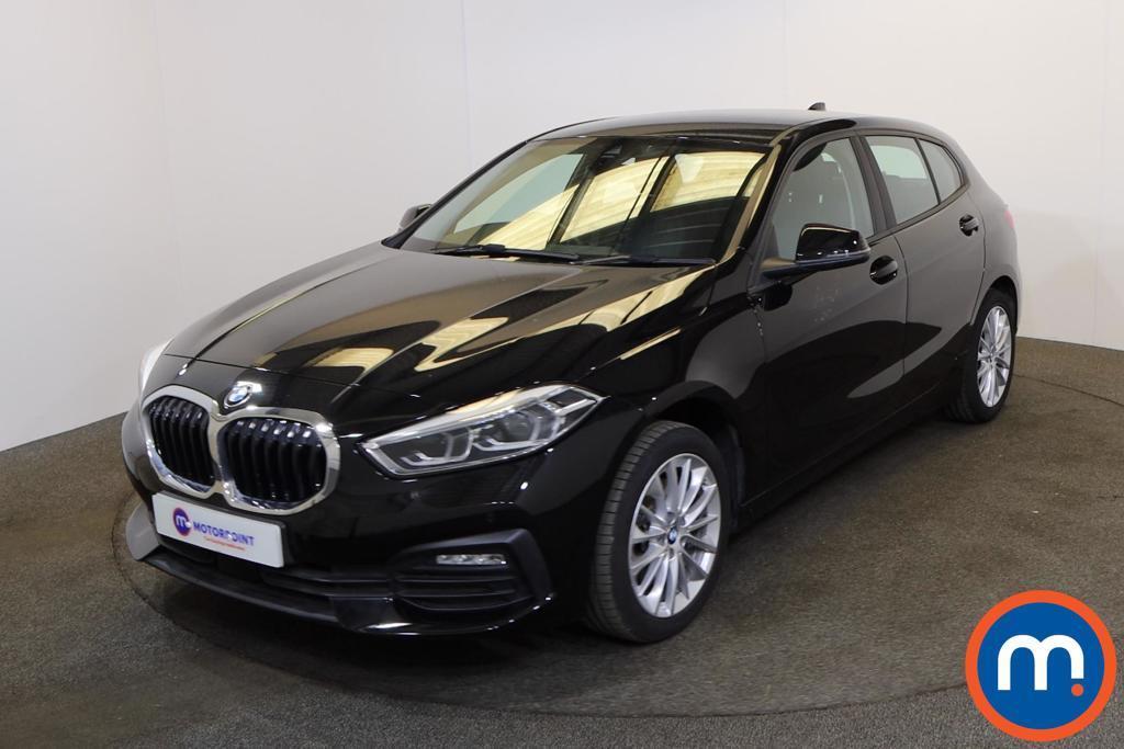 BMW 1 Series 116d SE 5dr - Stock Number 1214130 Passenger side front corner