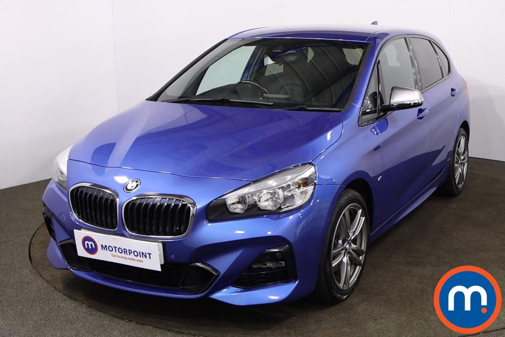 BMW 2 Series 220d xDrive M Sport 5dr Step Auto - Stock Number 1214137 Passenger side front corner