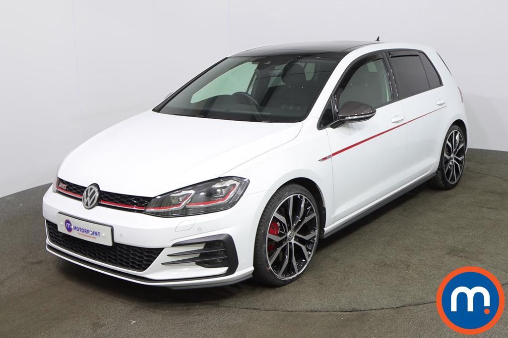 Volkswagen Golf 2.0 TSI 245 GTI Performance 5dr DSG - Stock Number 1214573 Passenger side front corner