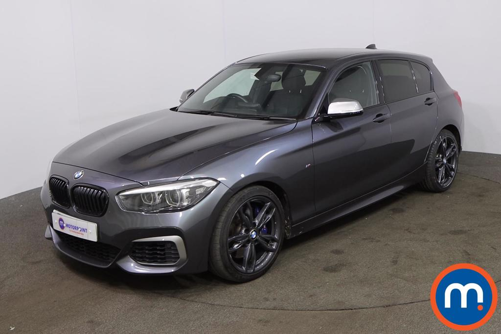 BMW 1 Series M140i Shadow Edition 5dr Step Auto - Stock Number 1214624 Passenger side front corner