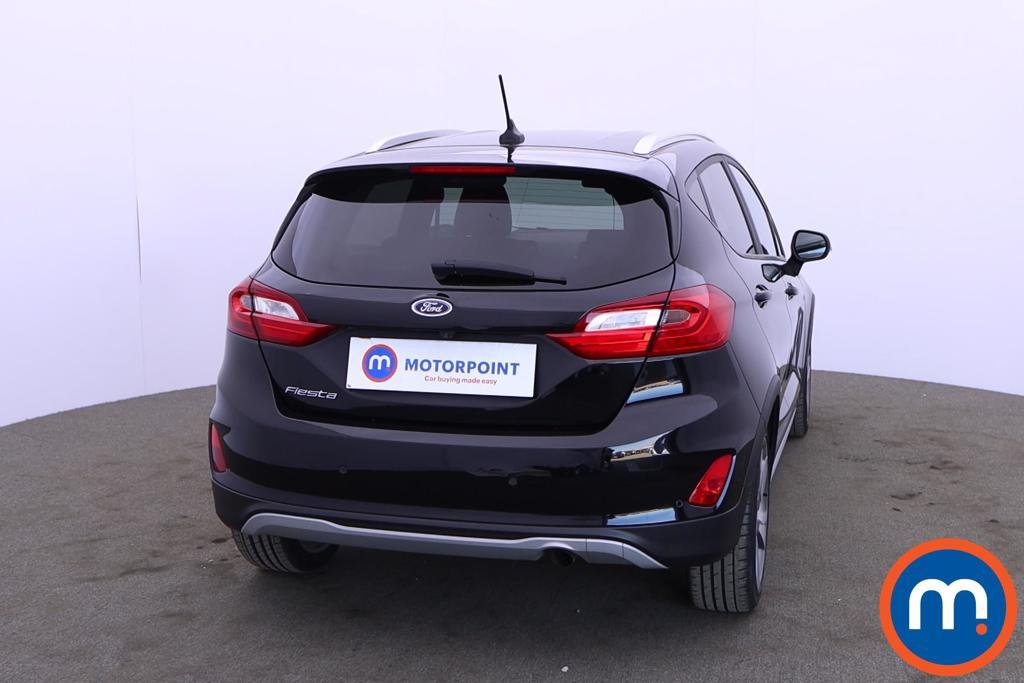 Ford Fiesta 1.0 EcoBoost Active X 5dr - Stock Number 1214954 Passenger side front corner