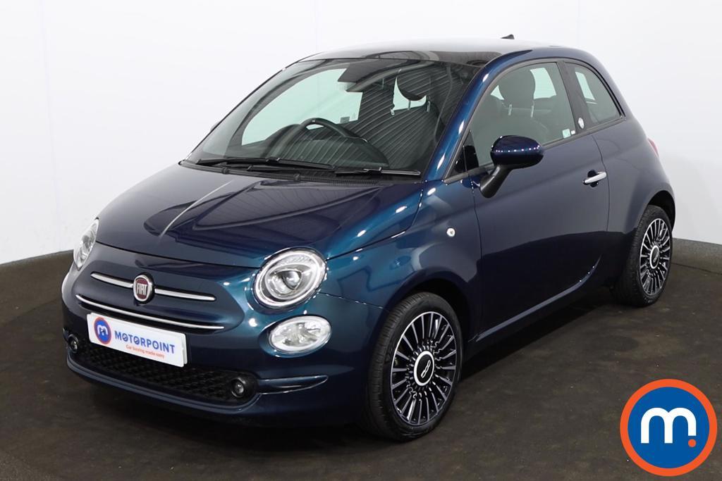 Fiat 500 1.0 Mild Hybrid Launch Edition 3dr - Stock Number 1215336 Passenger side front corner