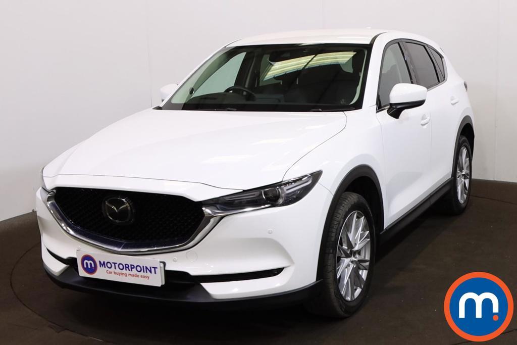 Mazda Cx-5 2.2d Sport Nav-Plus 5dr - Stock Number 1215873 Passenger side front corner