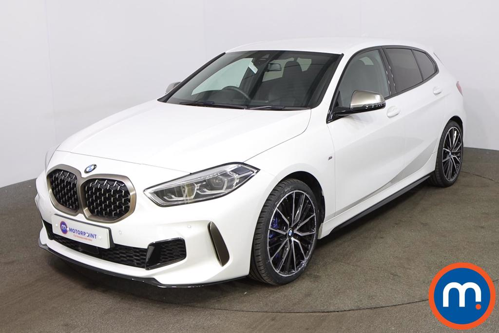 BMW 1 Series M135i xDrive 5dr Step Auto [Plus Pack] - Stock Number 1216872 Passenger side front corner