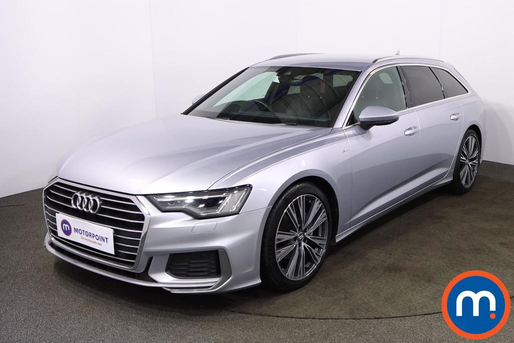 Audi A6 40 TDI S Line 5dr S Tronic [Tech Pack] - Stock Number 1216907 Passenger side front corner