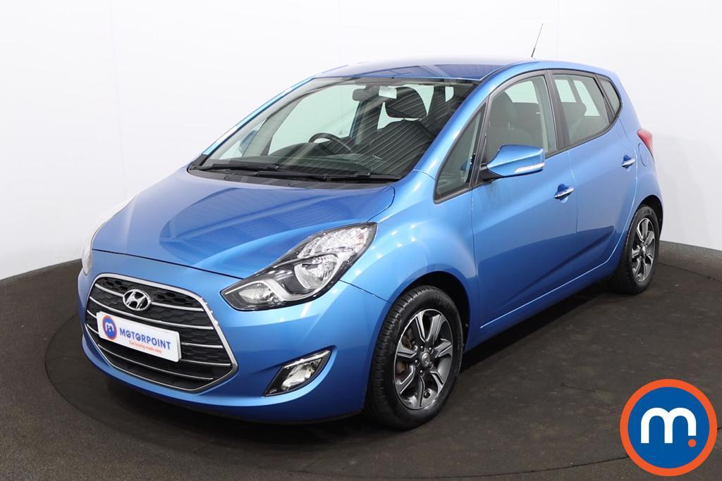 Hyundai Ix20 1.4 Blue Drive SE 5dr - Stock Number 1217018 Passenger side front corner