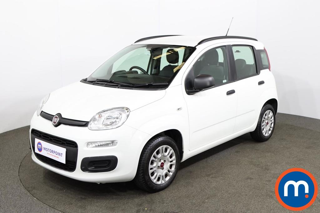 Fiat Panda 1.2 Easy 5dr - Stock Number 1210836 Passenger side front corner