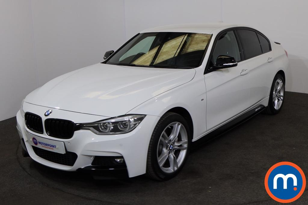 BMW 3 Series 335d xDrive M Sport 4dr Step Auto - Stock Number 1212402 Passenger side front corner