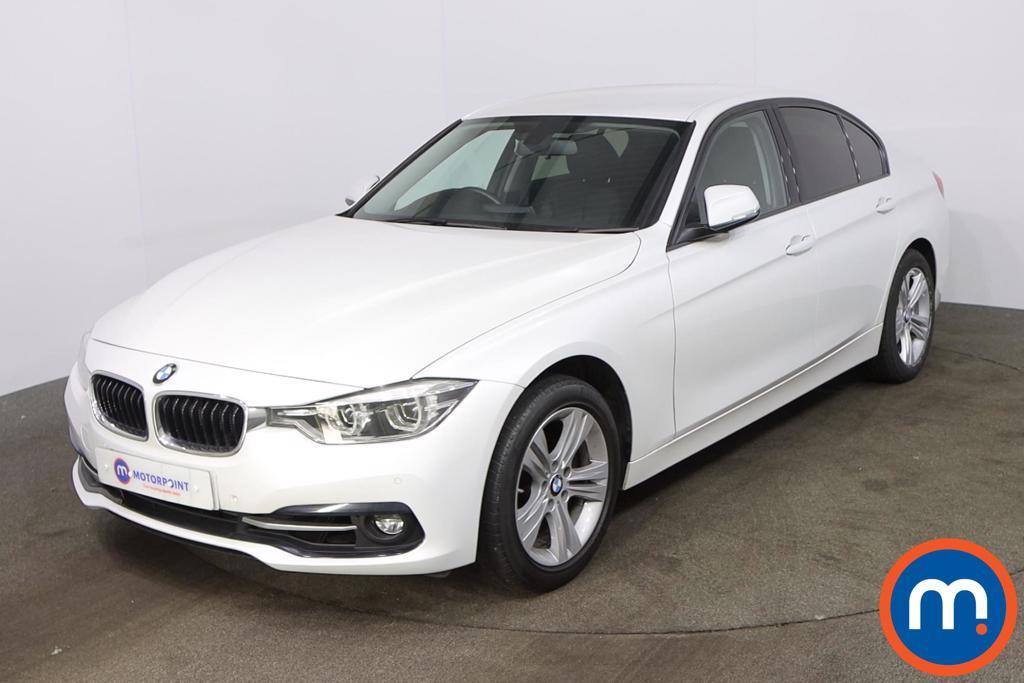 BMW 3 Series 318i Sport 4dr Step Auto - Stock Number 1212718 Passenger side front corner