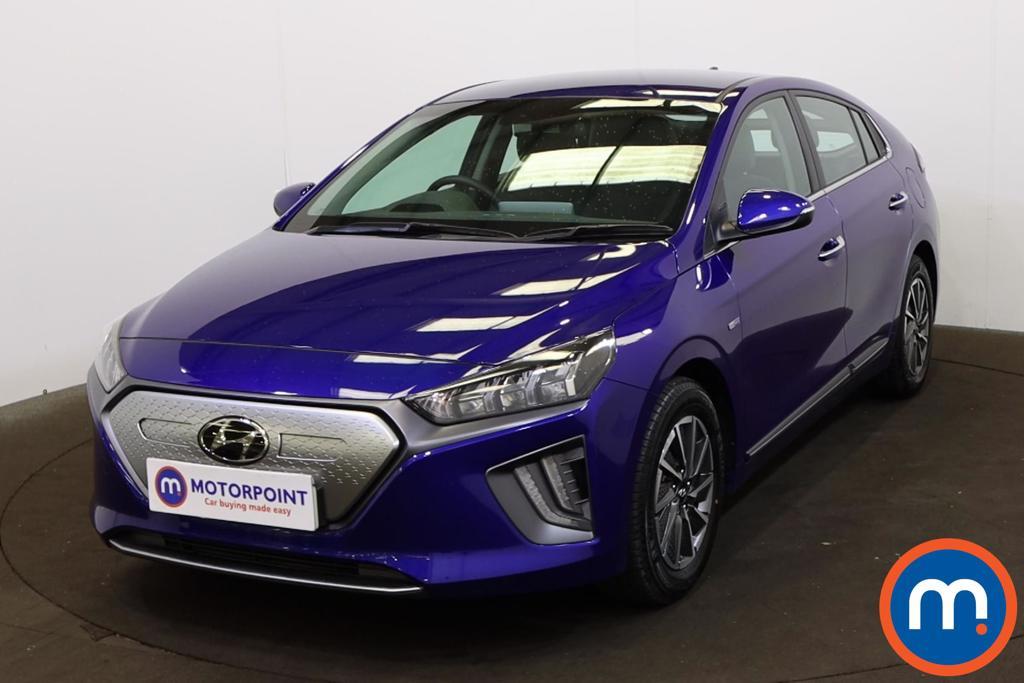 Hyundai Ioniq 100kW Premium 38kWh 5dr Auto - Stock Number 1216133 Passenger side front corner