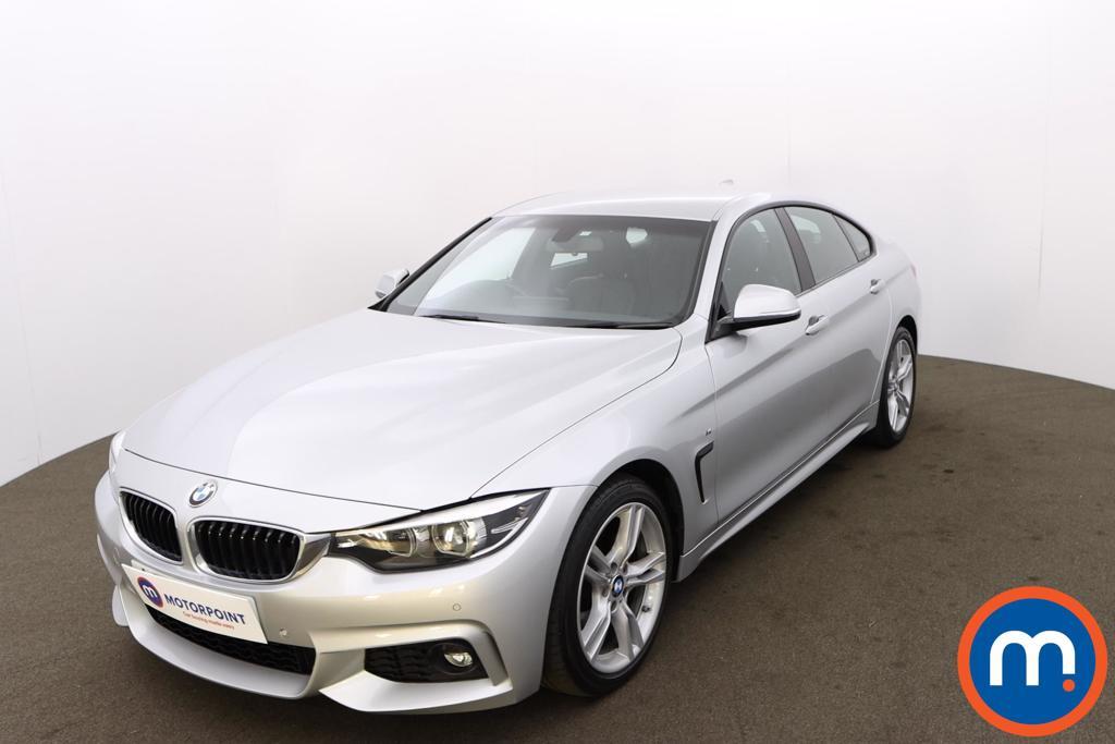 BMW 4 Series 420i M Sport 5dr Auto [Professional Media] - Stock Number 1217795 Passenger side front corner