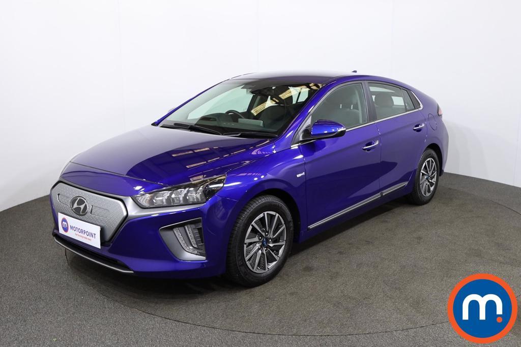 Hyundai Ioniq 100kW Premium 38kWh 5dr Auto - Stock Number 1218323 Passenger side front corner