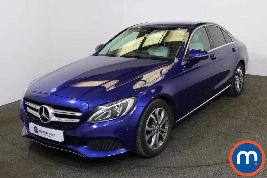 Mercedes-Benz C Class C200 Sport 4dr 9G-Tronic - Stock Number 1212510 Passenger side front corner