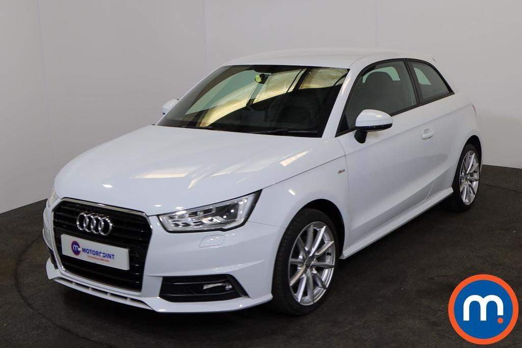Audi A1 1.4 TFSI S Line 3dr - Stock Number 1213998 Passenger side front corner