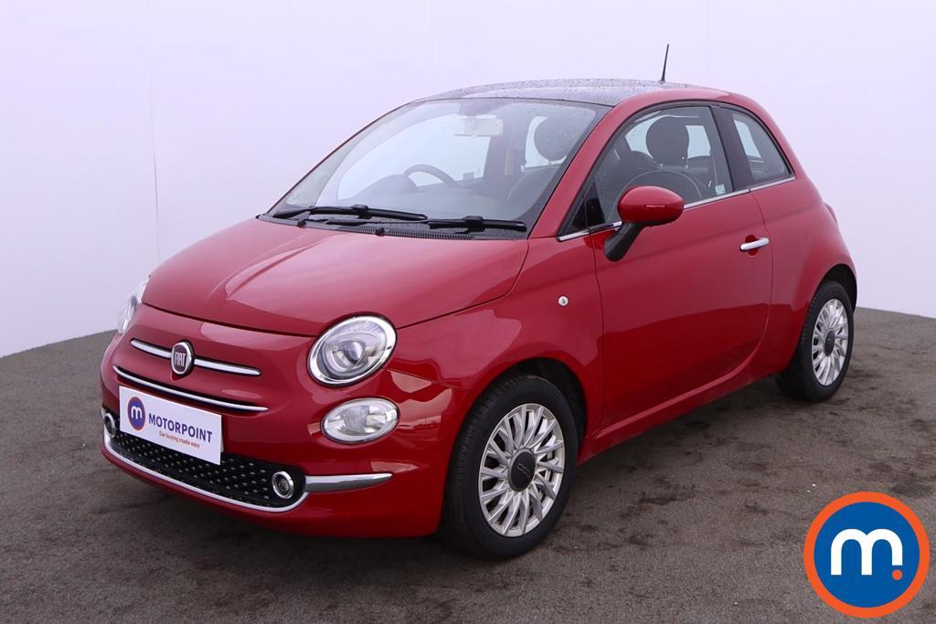 Fiat 500 1.2 Lounge 3dr - Stock Number 1215105 Passenger side front corner