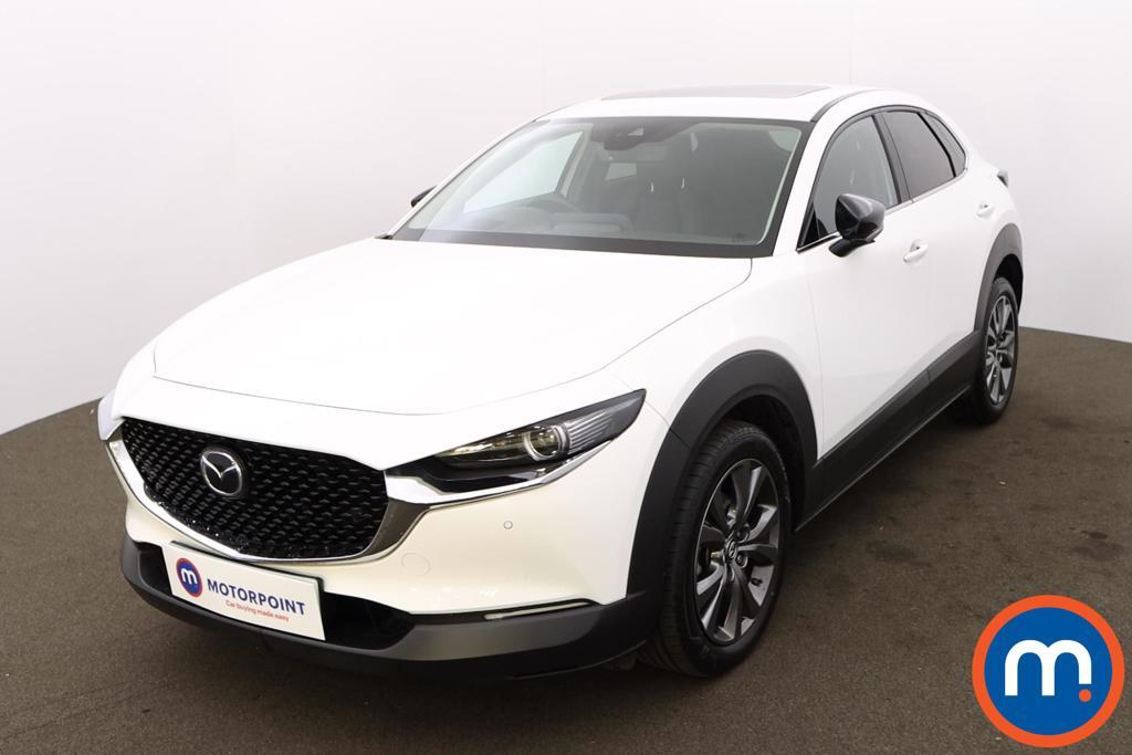 Mazda Cx-30 2.0 Skyactiv-X MHEV GT Sport 5dr - Stock Number 1215997 Passenger side front corner