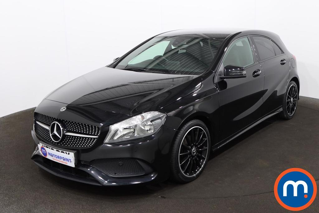 Mercedes-Benz A Class A200 AMG Line 5dr Auto - Stock Number 1216010 Passenger side front corner