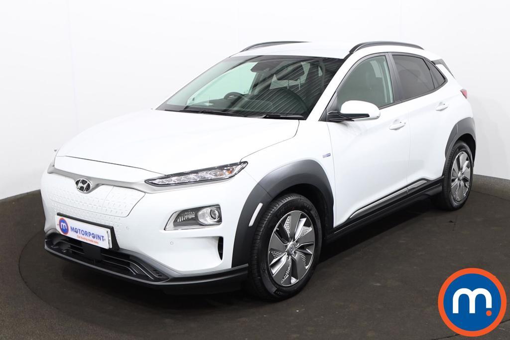 Hyundai Kona 150kW Premium SE 64kWh 5dr Auto - Stock Number 1216106 Passenger side front corner