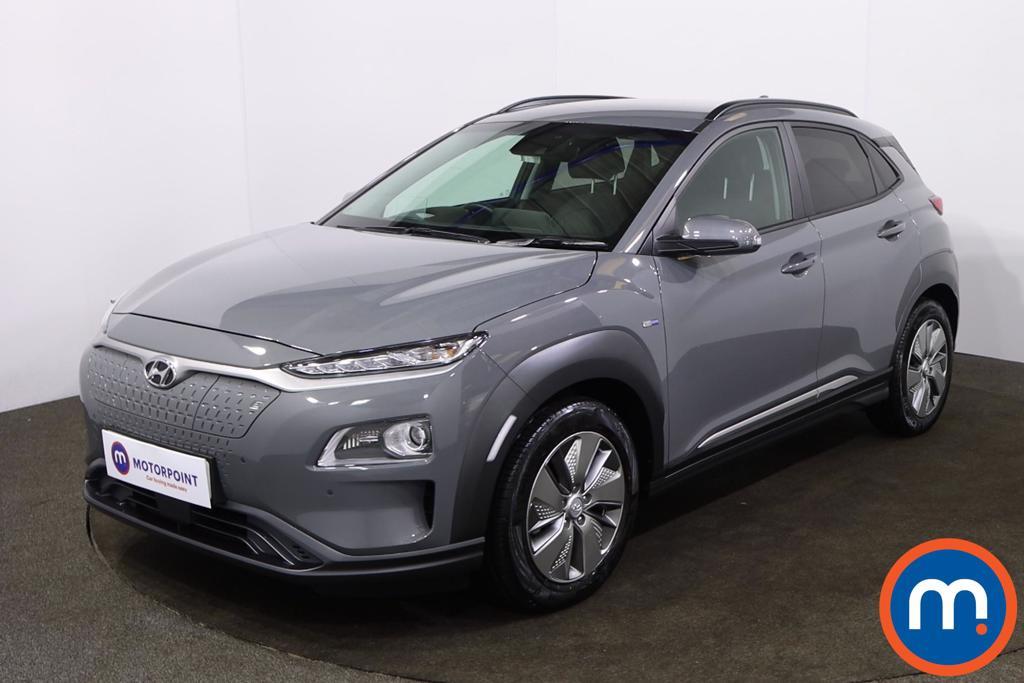 Hyundai Kona 150kW Premium SE 64kWh 5dr Auto - Stock Number 1216108 Passenger side front corner