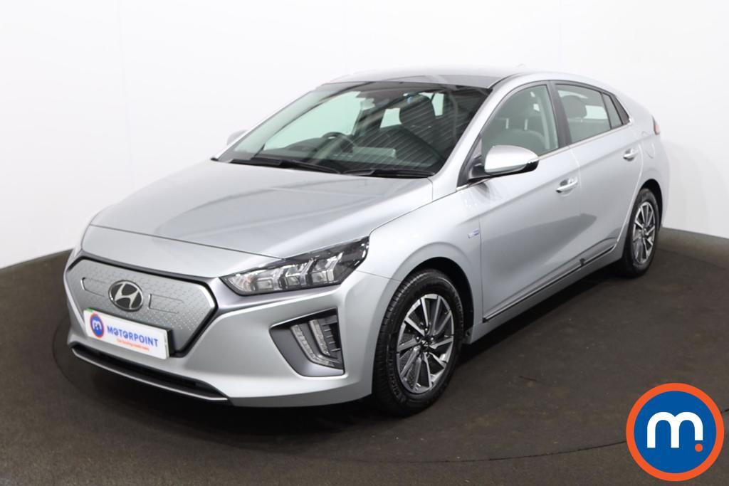 Hyundai Ioniq 100kW Premium 38kWh 5dr Auto - Stock Number 1216132 Passenger side front corner