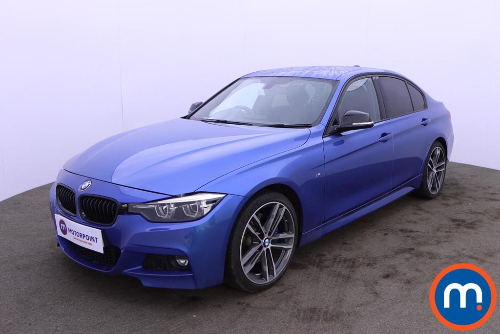 BMW 3 Series 320i M Sport Shadow Edition 4dr Step Auto - Stock Number 1216283 Passenger side front corner