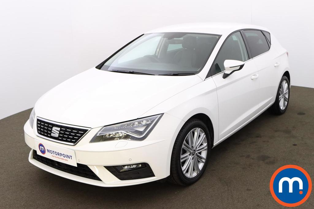 Seat Leon 1.4 EcoTSI 150 Xcellence Technology 5dr [Leather] - Stock Number 1216792 Passenger side front corner