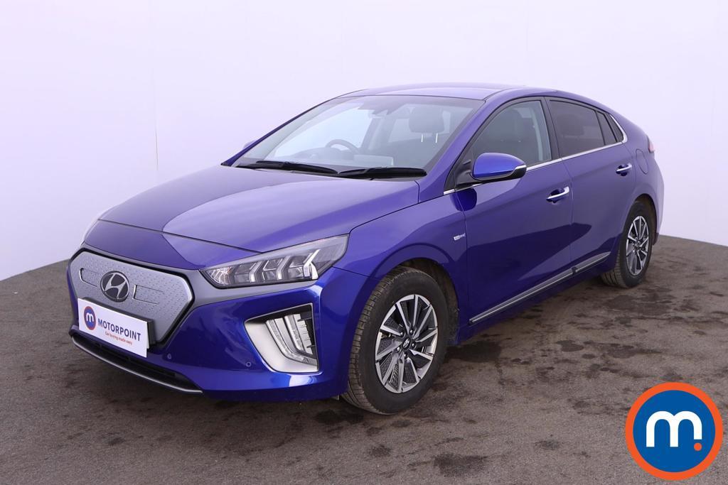 Hyundai Ioniq 100kW Premium SE 38kWh 5dr Auto - Stock Number 1216804 Passenger side front corner