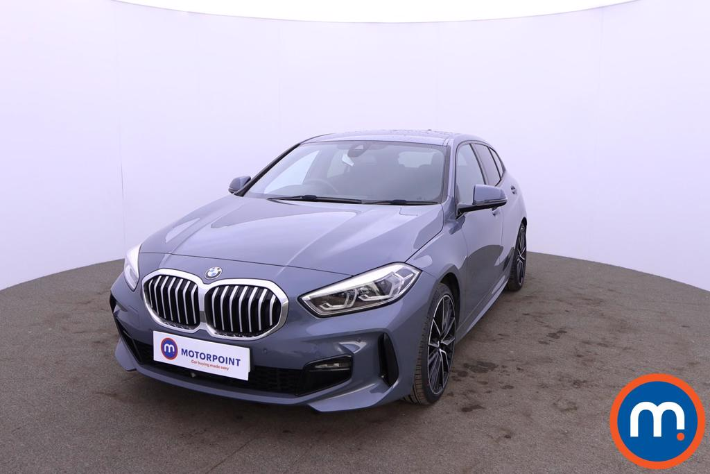 BMW 1 Series 120d xDrive M Sport 5dr Step Auto [Plus Pack] - Stock Number 1216811 Passenger side front corner