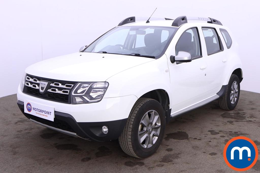 Dacia Duster 1.2 TCe 125 Laureate 5dr - Stock Number 1217131 Passenger side front corner