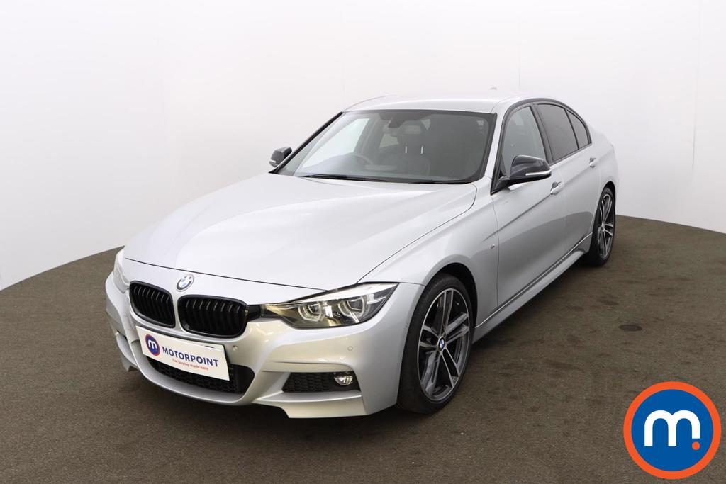 BMW 3 Series 320d M Sport Shadow Edition 4dr Step Auto - Stock Number 1217139 Passenger side front corner