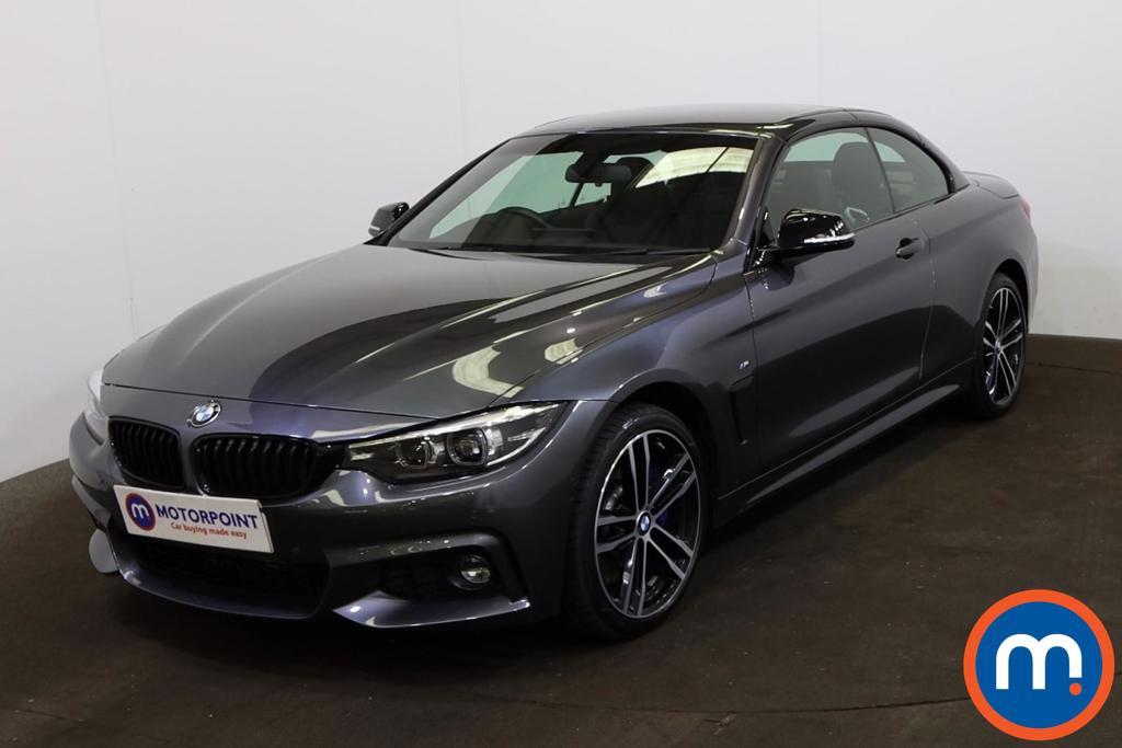 BMW 4 Series 435d xDrive M Sport 2dr Auto [Professional Media] - Stock Number 1217554 Passenger side front corner