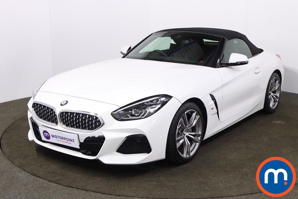 BMW Z4 sDrive 20i M Sport 2dr Auto - Stock Number 1217641 Passenger side front corner