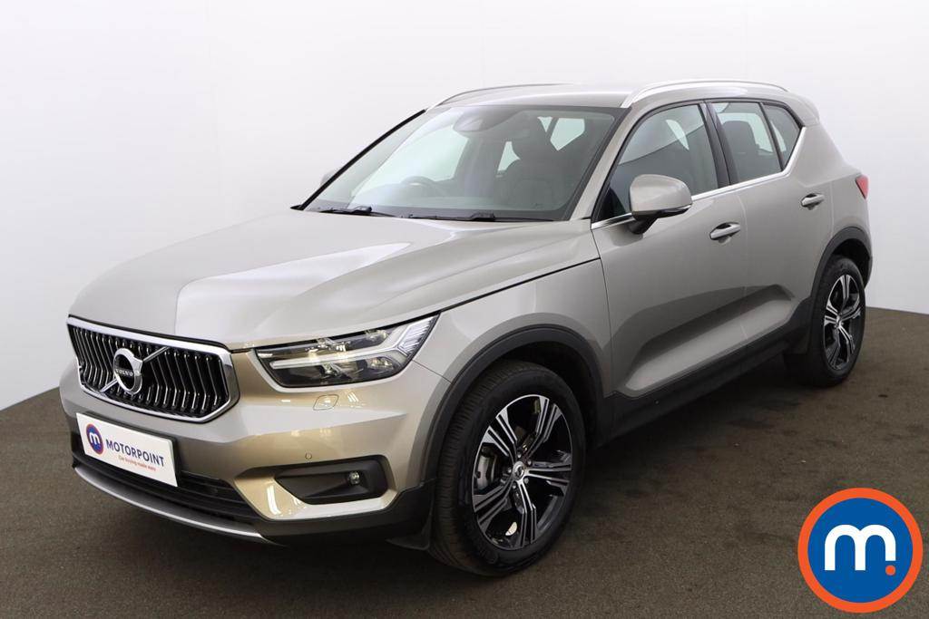 Volvo Xc40 1.5 T3 [163] Inscription Pro 5dr Geartronic - Stock Number 1217786 Passenger side front corner