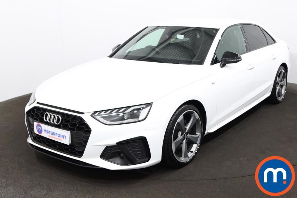 Audi A4 35 TDI Black Edition 4dr S Tronic [Comfort-PlusSound] - Stock Number 1217867 Passenger side front corner