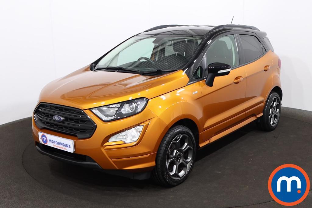 Ford Ecosport 1.0 EcoBoost 125 ST-Line 5dr Auto - Stock Number 1218565 Passenger side front corner