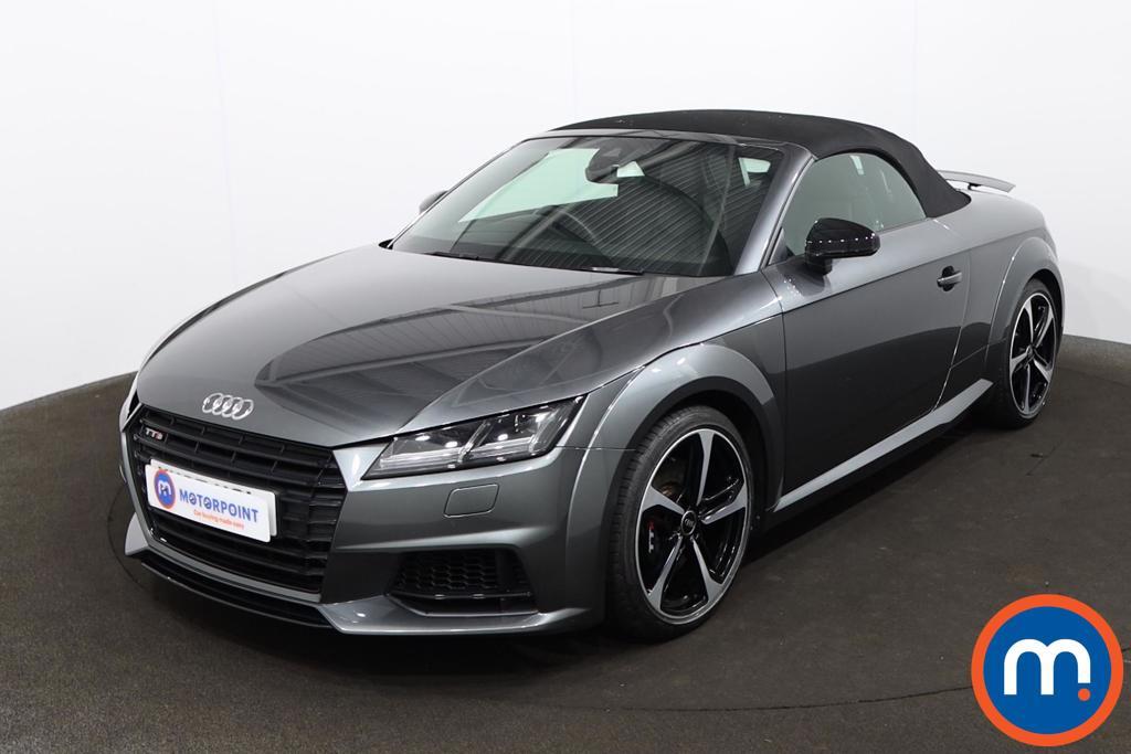 Audi TT 2.0T FSI Quattro TTS Black Edition 2dr [Tech] - Stock Number 1218566 Passenger side front corner