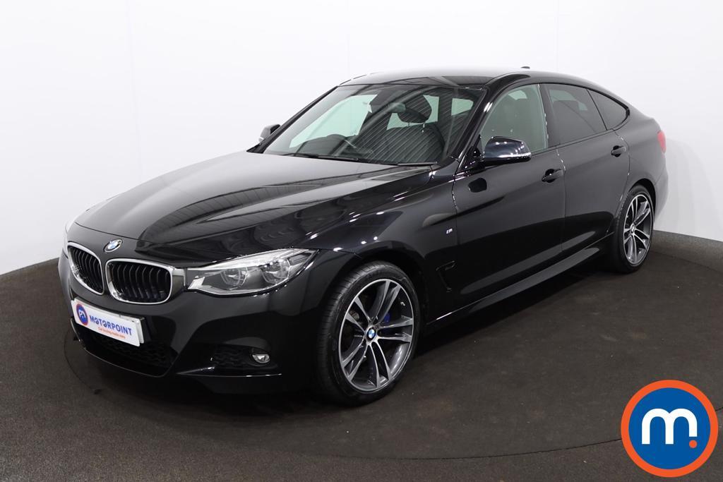 BMW 3 Series 320d xDrive M Sport 5dr Step Auto [Business Media] - Stock Number 1218724 Passenger side front corner