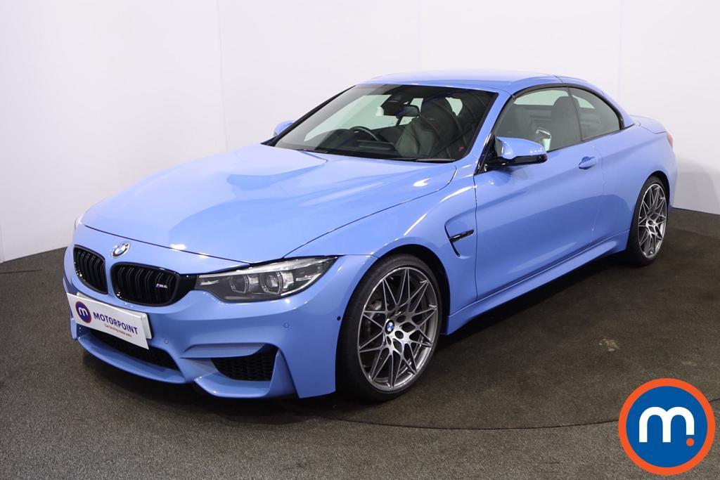 BMW M4 M4 2dr DCT [Competition Pack] - Stock Number 1218984 Passenger side front corner