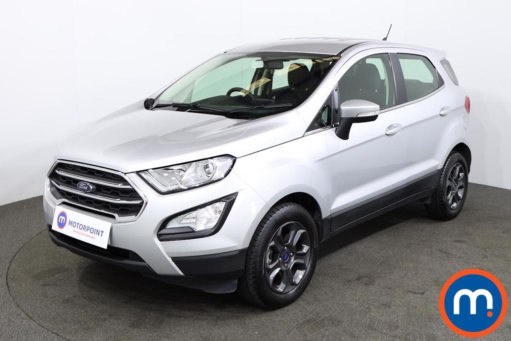 Ford Ecosport 1.0 EcoBoost Zetec Navigation 5dr - Stock Number 1218492 Passenger side front corner