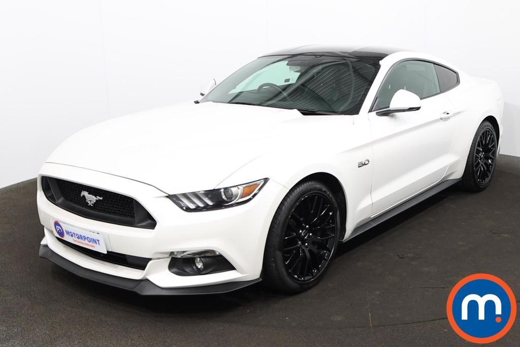 Ford Mustang 5.0 V8 GT 2dr - Stock Number 1218554 Passenger side front corner